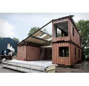 Shipping Container Homes 3x Home