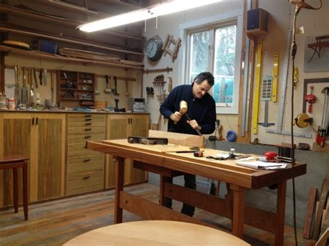 fine woodworking studio gallery