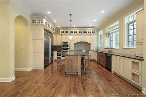 pictures of kitchens traditional two tone kitchen cabinets pictures of kitchens traditional two tone kitchen cabinets