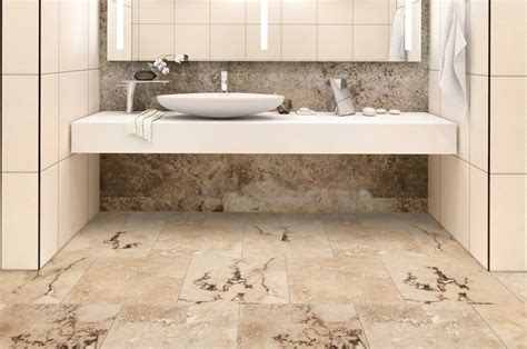 Travertine Marble Bathroom by How To Travertine For The Bathroom