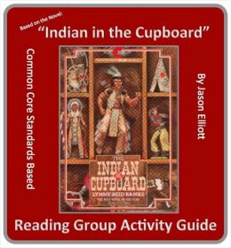 Indian In The Cupboard Book Free the indian in the cupboard reading guide by jason elliott 2940014160148 nook book