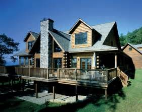 hillside cabin plans what makes a great vacation home house plans and more