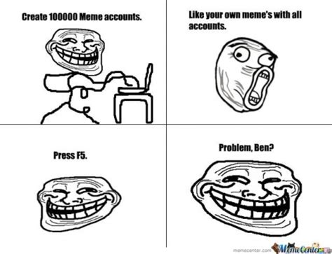 Problem Meme - image gallery problem troll