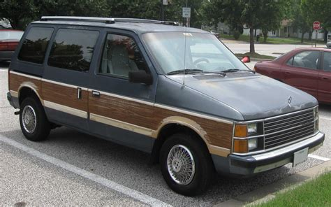 Chrysler Plymouth Voyager Opiniones De Plymouth Voyager