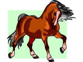 clipart cavalli horses clip
