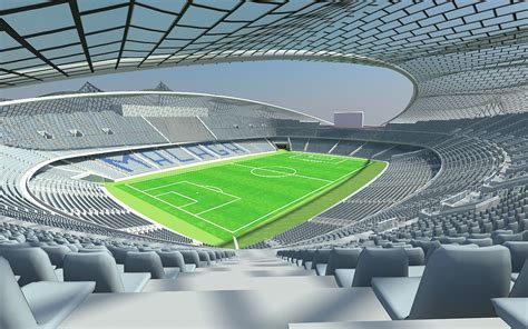 imagenes informativas simbolicas de un estadio de futbol estadio de futbol en proceso