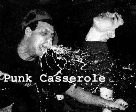 punk casserole written by sid vicious to nancy spungen