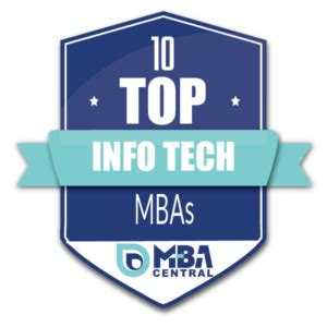 Central Michigan Mba Marketing Concentration by The 10 Best Information Technology Mba Degree
