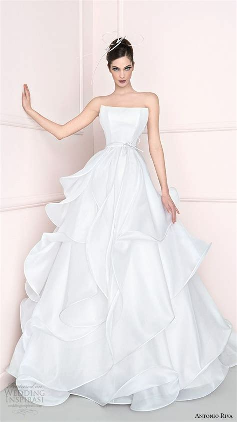 25 best ideas about tiered wedding dresses on pinterest