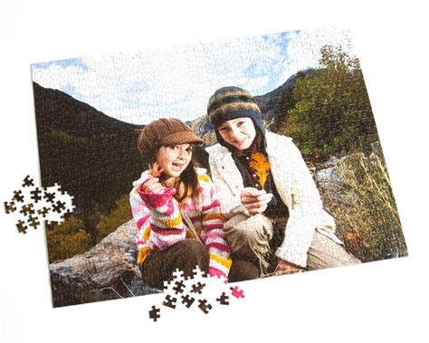 personalized custom photo puzzles made to order the photo puzzles custom jigsaw puzzles 20 x 26 1000 piece