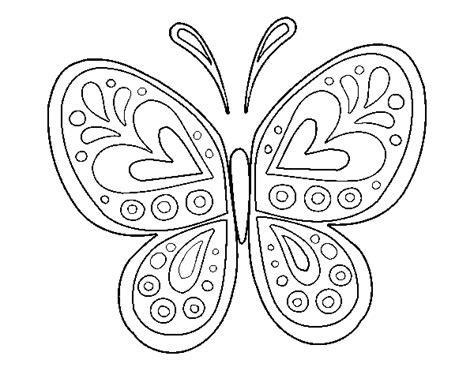 imagenes para dibujar en madera dibujo de mandala mariposa para colorear mandalas