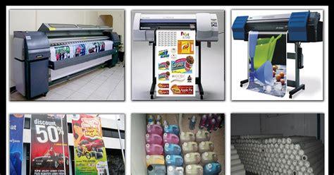 Printer Pekanbaru warna reklame pekanbaru digital printing