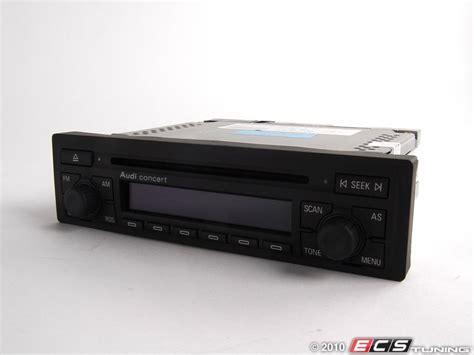 Audi Concert Ii by Vwvortex Audi Concert Ii Mk1 Tt Radio In A4
