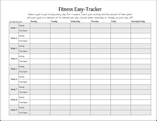 Workout Log Sheet Free Printable Fitness Easy Tracker Printables Pinterest Workout Log Fitness Tracker Template