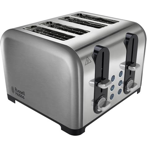 Chrome Toaster Hobbs 22400 4 Slice Toaster Chrome Iwoot