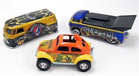 Diecast Wheels Volkswagen Drag Truck Ol Greateful Dead Card wheels grateful dead tribute wheels newsletter
