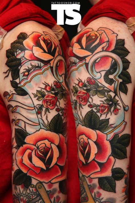 peach rose tattoo 78 best finish my sleeve ideas images on