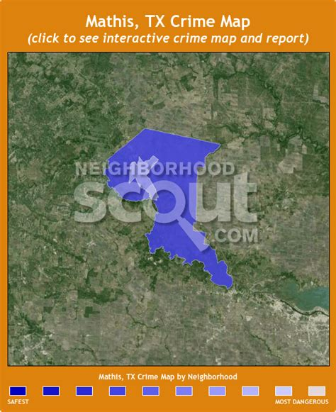 mathis texas map mathis 78368 crime rates and crime statistics neighborhoodscout