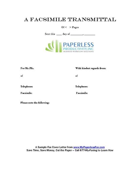 is a resume cover letter necessary is a cover letter necessary when faxing a resume 100