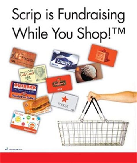 Scrip Gift Cards - gift cards support r c laperche students