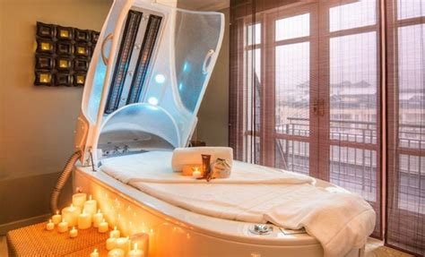 Cocoon Detox Spa Pod by Happy New You