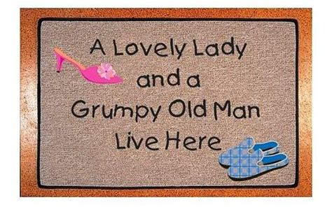 Doormats With A Difference - story doormats with a difference