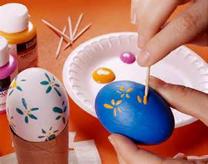 painting easter eggs tips and creative ideas for easter