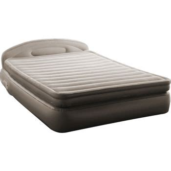 costco inflatable bed coleman 174 aerobed 174 45 7 cm 18 in comfort anywhere queen