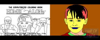 Galerry home alone coloring sheets