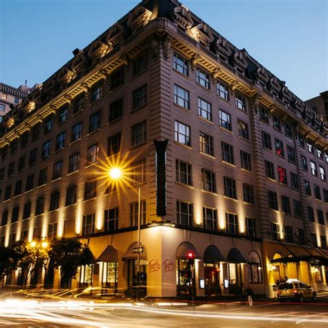 hotel san francisco luxury boutique hotels union square sf the marker san