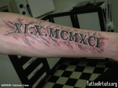 tattoo number maker lettering tattoo ideas and lettering tattoo designs page 14