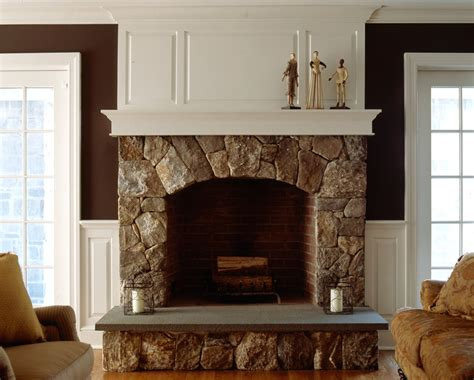 Wainscoting Fireplace mantels and fireplace surrounds