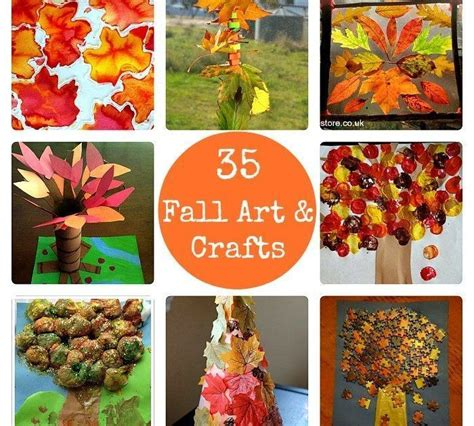 fall themed crafts for 52 best images about projects for fall on
