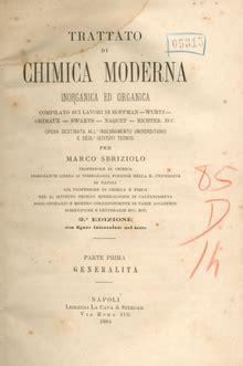 chimica testo marco sbriziolo