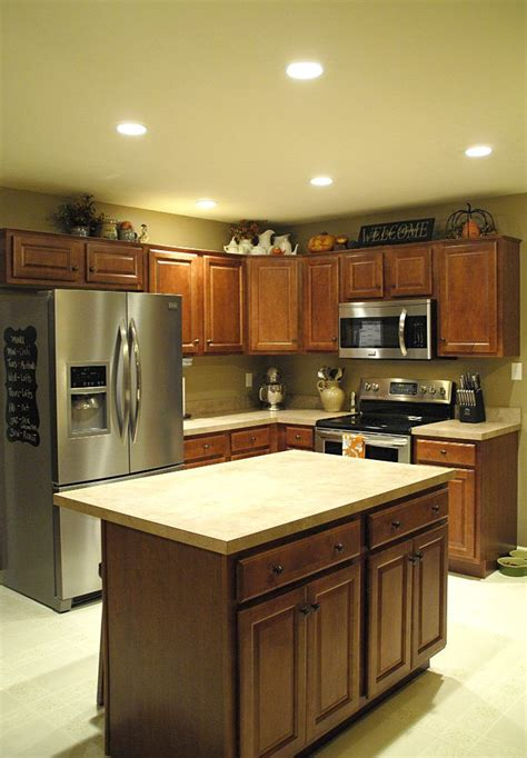 Kitchen Lights Best Kitchen Can Lights Ideas Kitchen Can What Size Recessed Lights For Kitchen