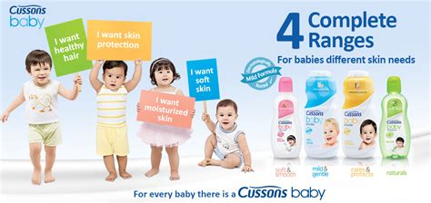 A Moment To You Sebelah Toko cussons baby pz cussons