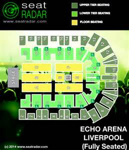Liverpool Echo Arena Floor Plan by Echo Arena Seating Plan Related Keywords Amp Suggestions