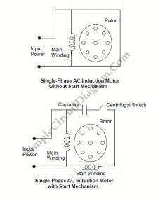 start motor diagram picture capacitor related start free engine image for user manual
