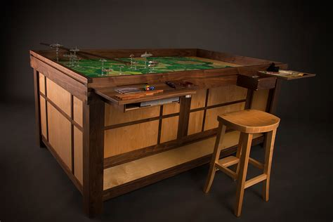 tabletop gaming table quot 10 coolest gaming tables for the rich tabletop gamer quot gameskinny roll for crit