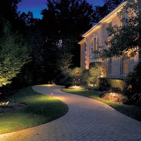 Landscape Lighting Canada Kichler Landscape Lighting Canada Iron