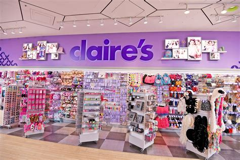 My Items From Claires 2 by 100 S Branded Shops To Be Open In Toys Quot R Quot Us Stores