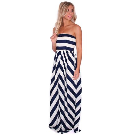 Zanana Maxi Navy Sweat Shop all about the details maxi in navy impressions boutique