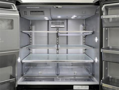 KitchenAid KRMF706EBS Refrigerator Review   Reviewed.com