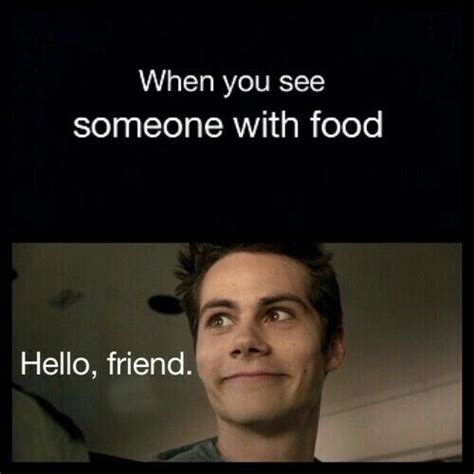 food friend funny stiles teen wolf image 4103252 by