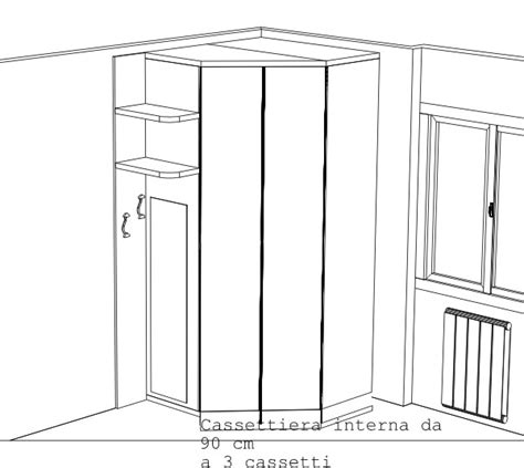 misure armadio ad angolo armadio ad angolo piccolo mm11 187 regardsdefemmes