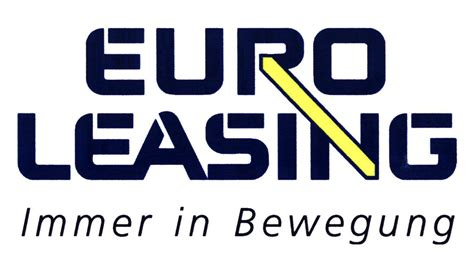 Trademark Information For Euro Leasing Immer In Bewegung