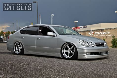bagged lexus gs300 wheel offset 2000 lexus gs300 hellaflush bagged custom rims