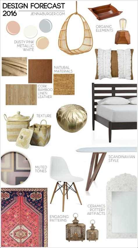 home decor trends of 2016 design forecast for 2016 jenna burger