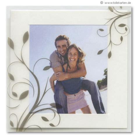 Hochzeitseinladung Mit Foto by Bild Einladungskarten