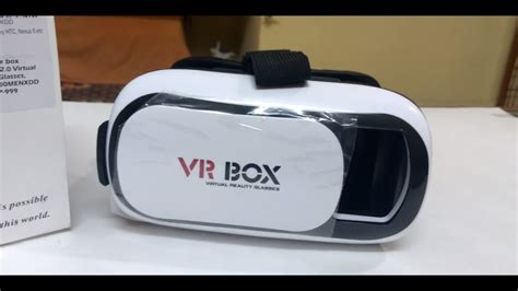 Vr Glass Miniso Vr Glasses Unboxing And Review 500 Vrglass